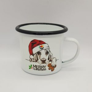Rescue Hub Christmas Camp Mug 250ml
