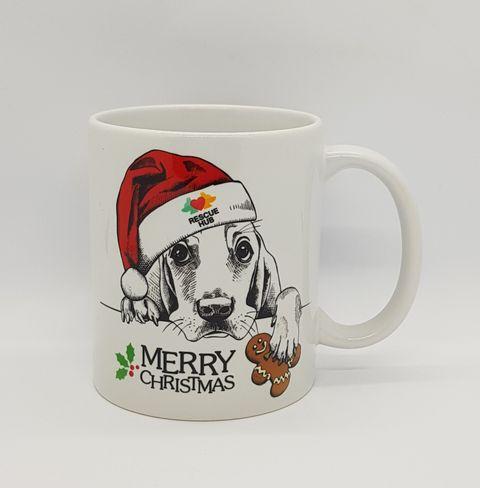 Rescue Hub Christmas Mug 250ml